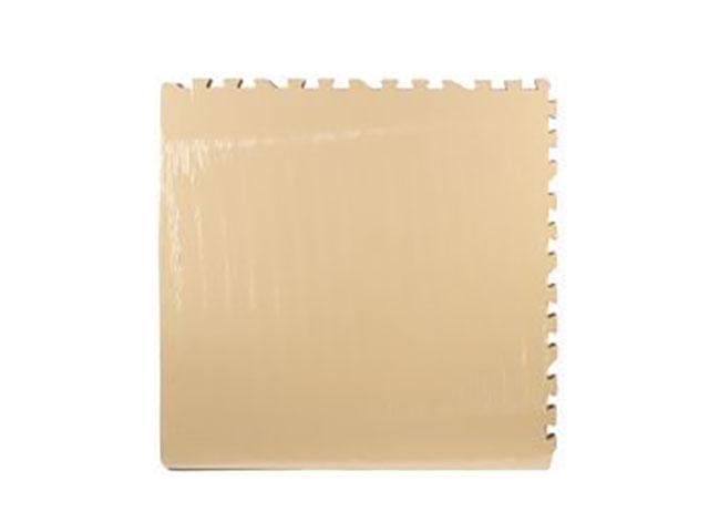 Развивающий коврик Экопромторг Мягкий пол универсальный с кромками Beige 60МП/7502