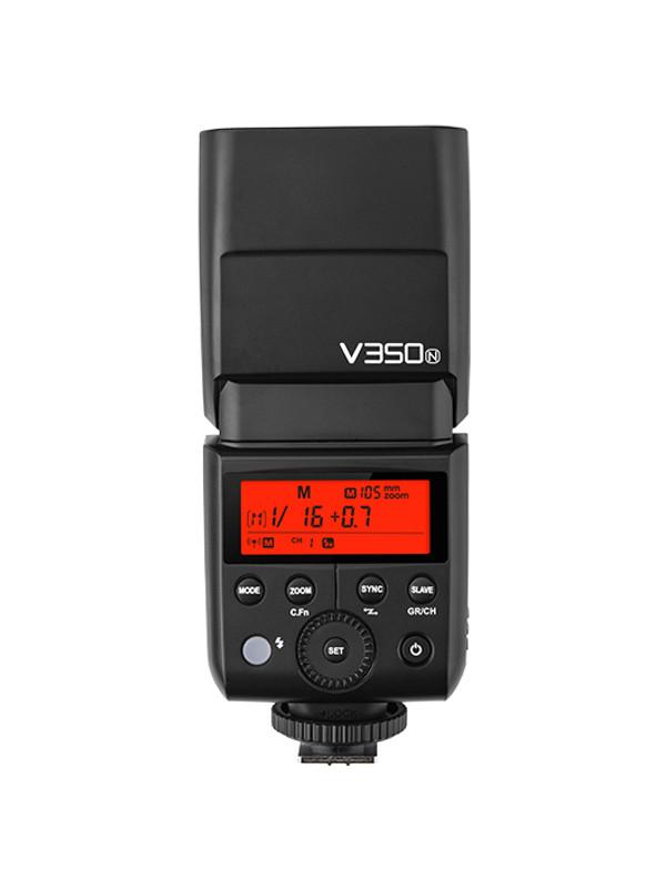 Вспышка Godox Ving V350N TTL для Nikon 26310