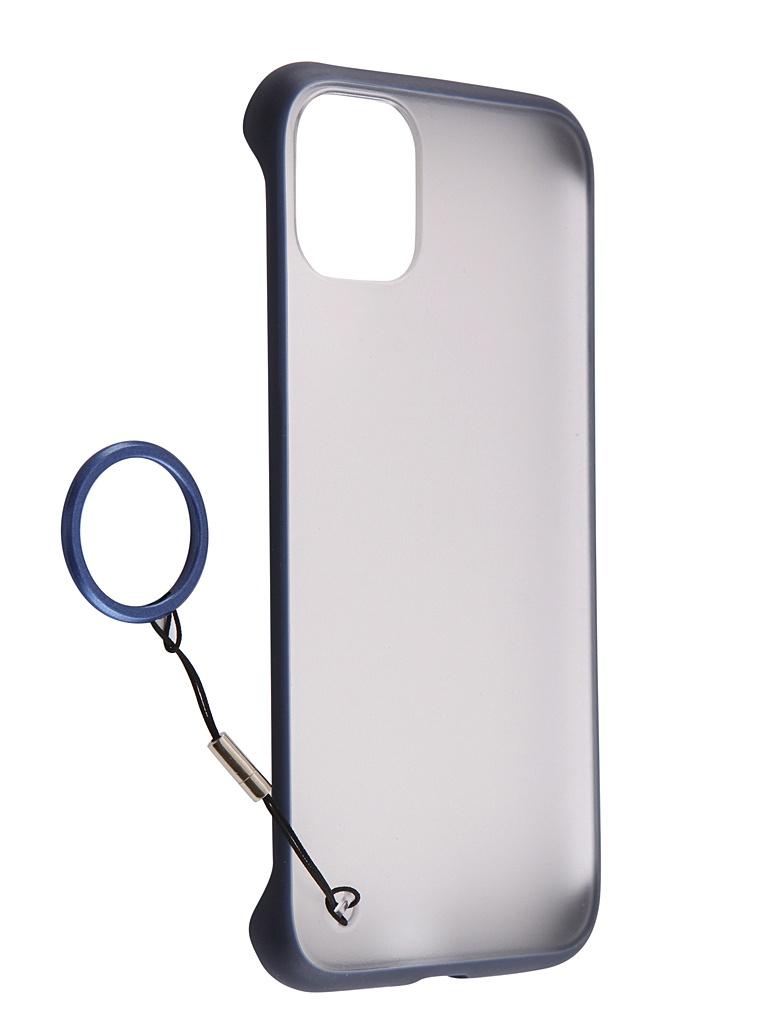 Аксессуар Чехол Red Line для APPLE iPhone 11 Oslo Blue УТ000018434 цена и фото