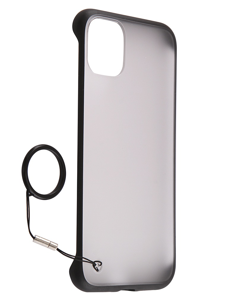 Аксессуар Чехол Red Line для APPLE iPhone 11 Oslo Black УТ000018431 цены онлайн