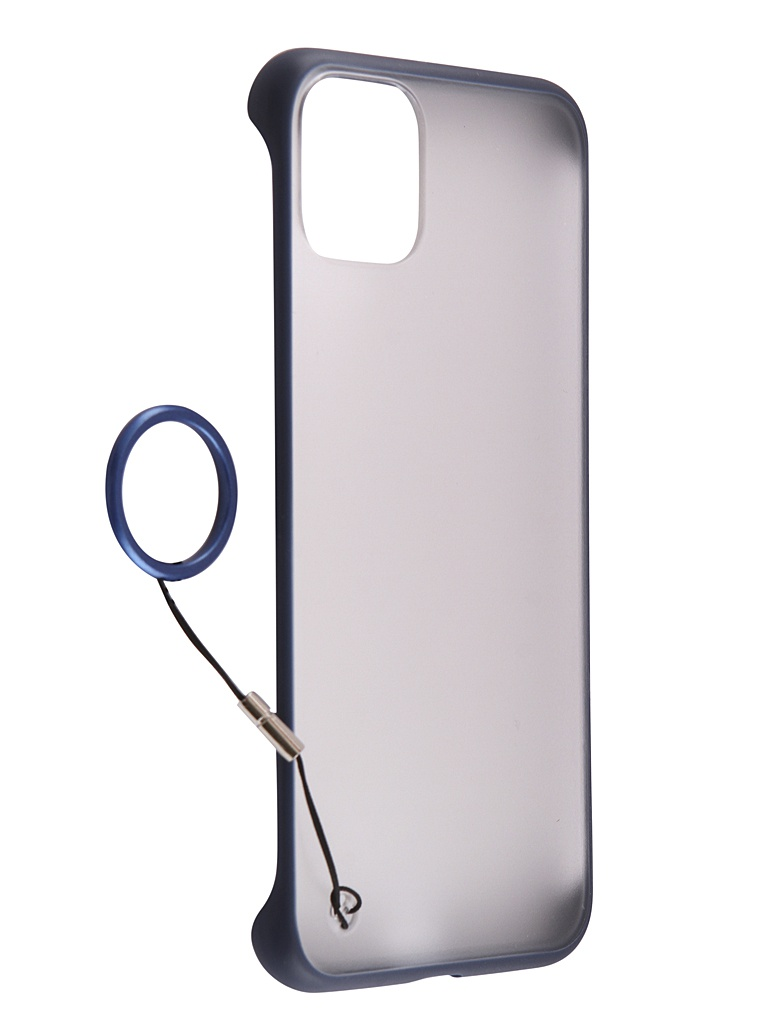 Аксессуар Чехол Red Line для APPLE iPhone 11 Pro Max Oslo Blue УТ000018435 цены онлайн