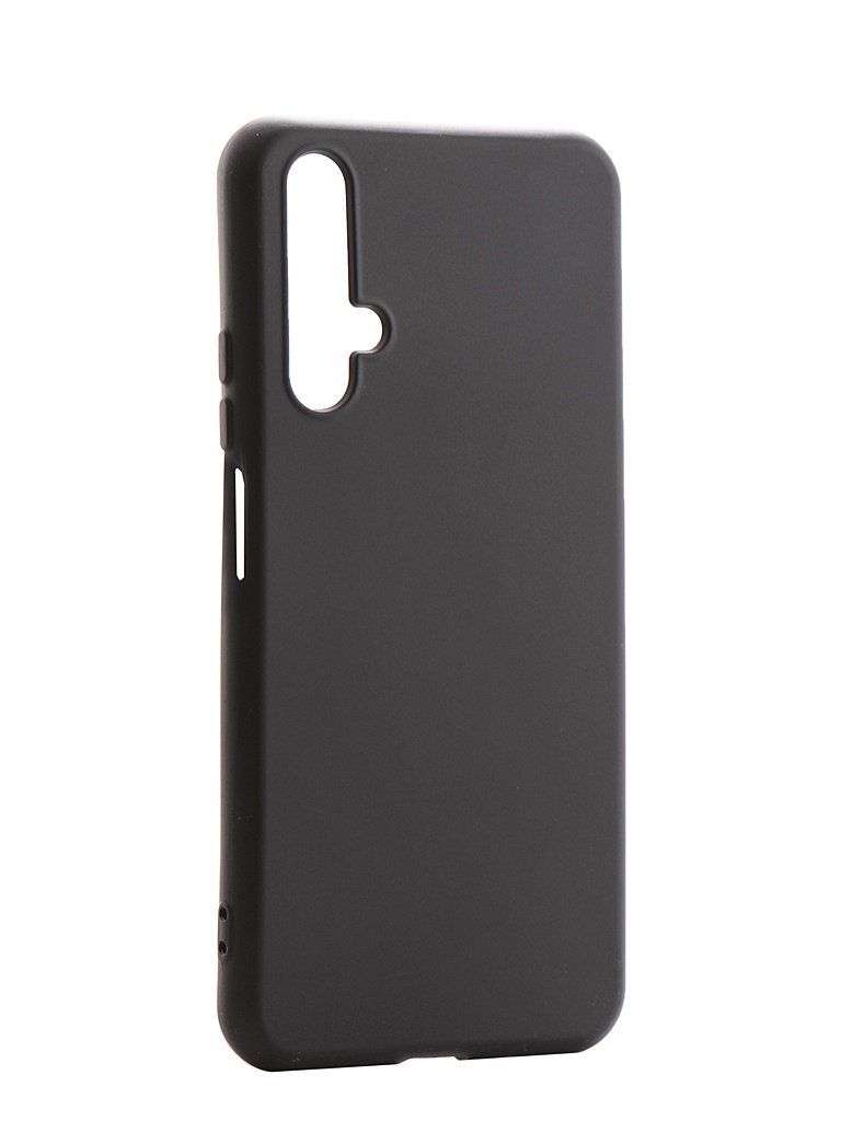 Чехол Red Line для Honor 20/20S Silicon Case Black УТ000018653