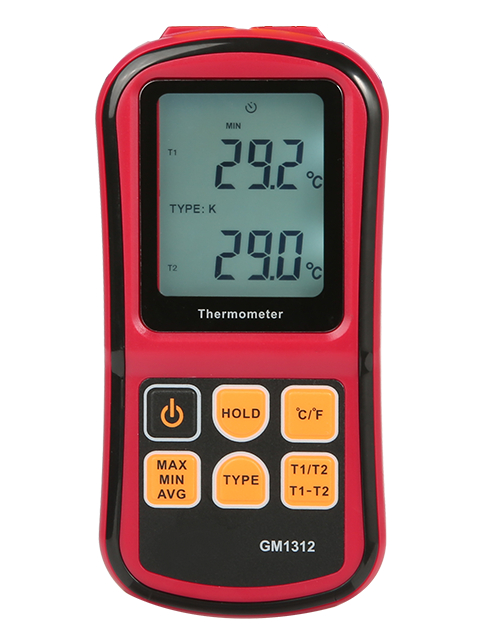 Пирометр S-Line GM1312 термометр