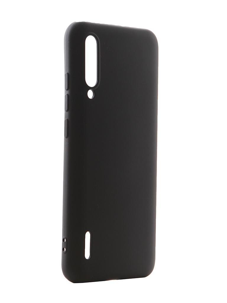 Чехол Red Line для Xiaomi Mi A3 Silicon Case Black УТ000018655