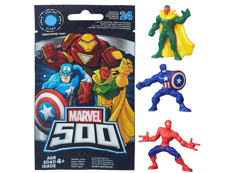 Игрушка Hasbro Мини-фигурка Marvel Classic в закрытой упаковке B2981EU4