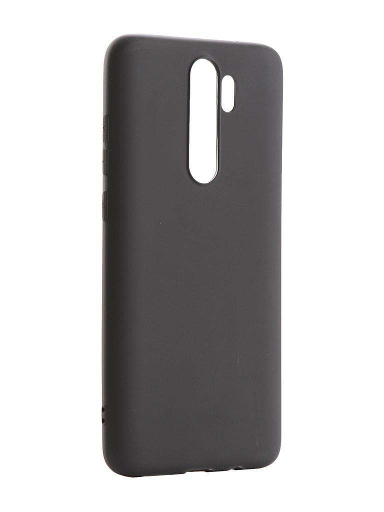 Аксессуар Чехол Zibelino для Xiaomi Redmi Note 8 Pro 2019 Soft Matte Black ZSM-XIA-RDM-NOT8PRO-BLK стоимость