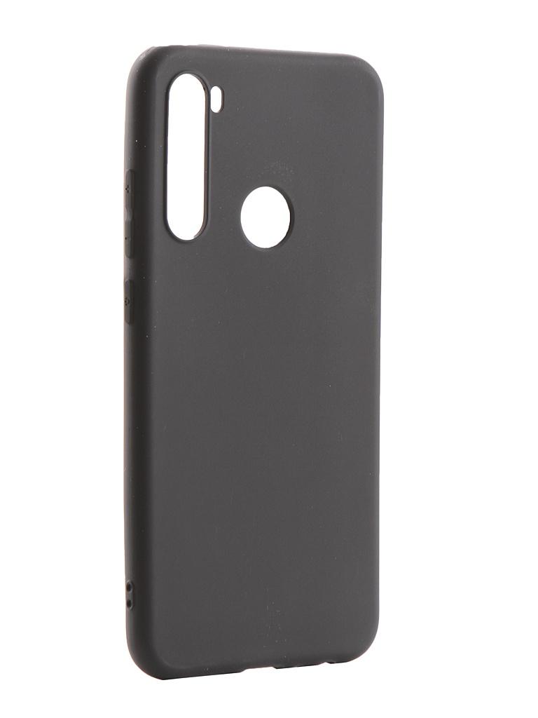 Аксессуар Чехол Zibelino для Xiaomi Redmi Note 8 2019 Soft Matte Black ZSM-XIA-RDM-NOT8-BLK стоимость