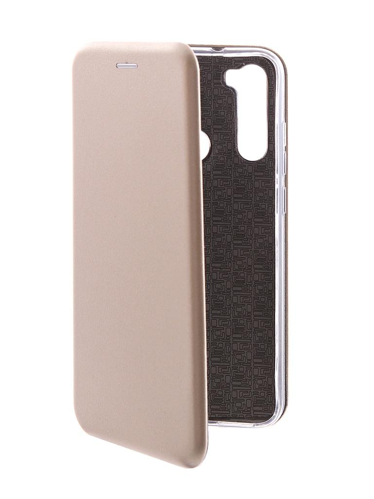 Аксессуар Чехол Zibelino для Xiaomi Redmi Note 8 2019 Book Gold ZB-XIA-RDM-NOT8-GLD