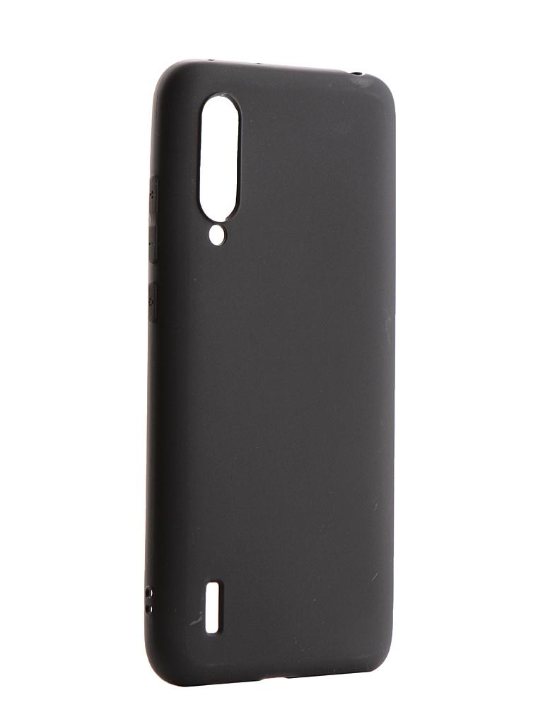 Чехол Zibelino для Xiaomi Mi A3 Lite /CC9/Mi 9 2019 Soft Matte Black ZSM-XIA-CC9-BLK