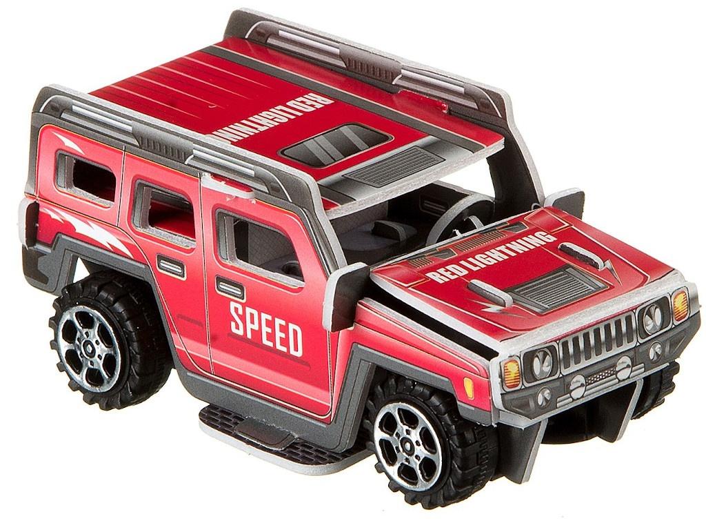 Сборная модель Bondibon 2613A-N Red ВВ2212