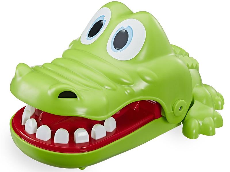 Игрушка Hasbro Крокодил дантист E4898121