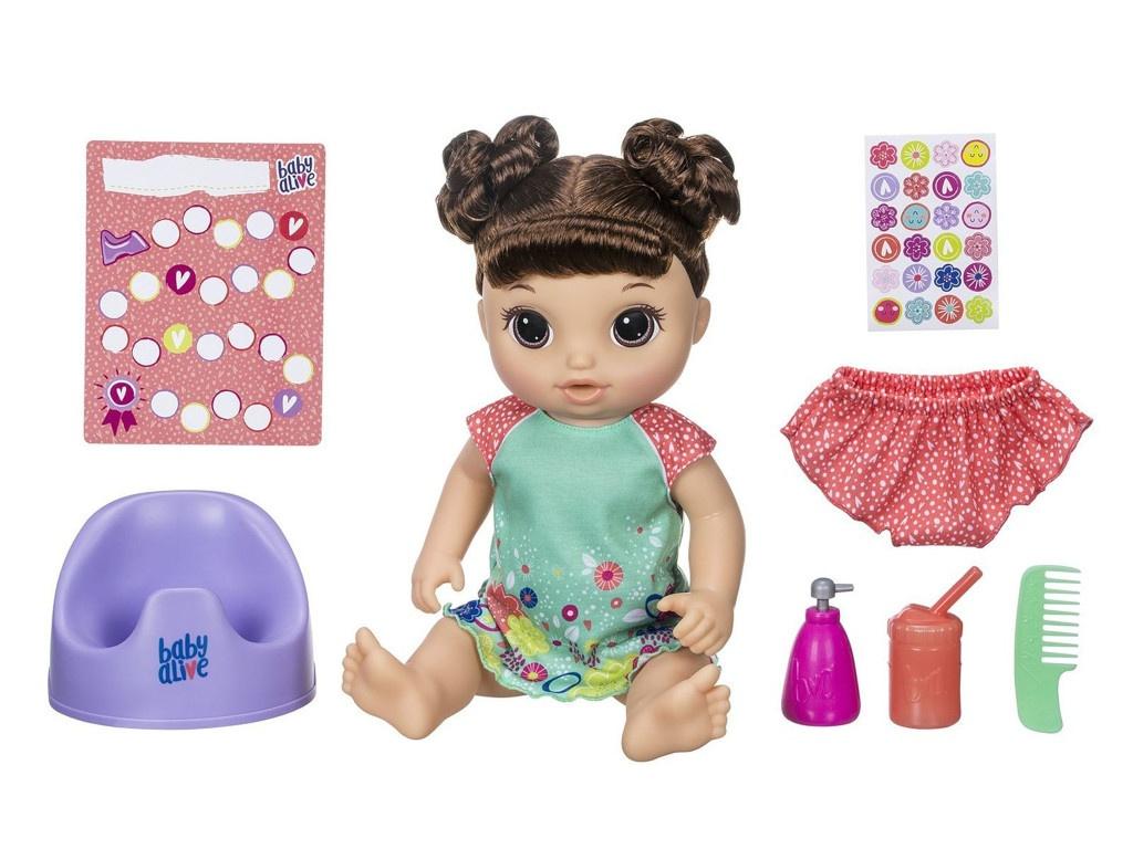 Игрушка Hasbro Baby Alive Танцующая Малышка, E0610
