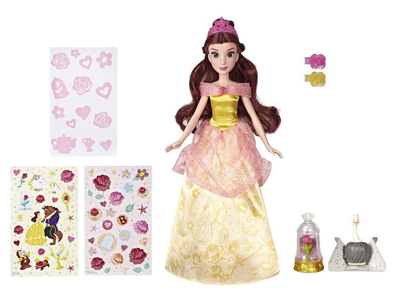 Игрушка Hasbro Disney Princess Сверкающая Белль E5599EU4