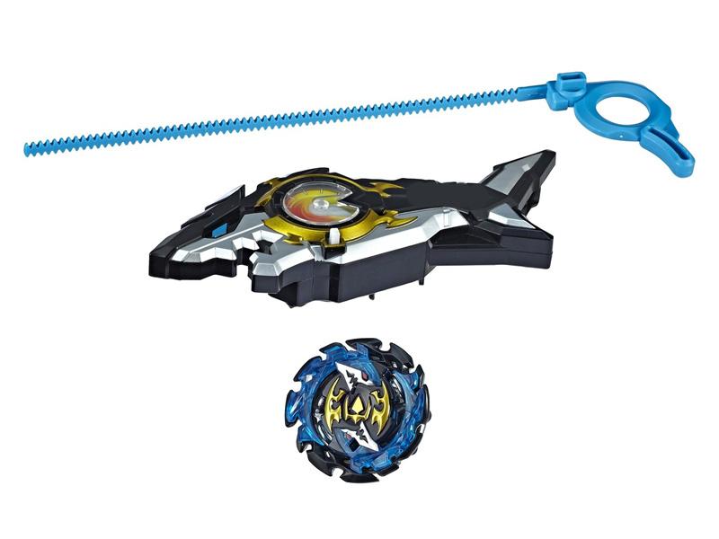 Игрушка Hasbro Пусковое устройство BeyBlade СлингШок взрыв E5566EU4