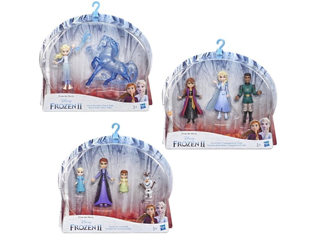 Игрушка Hasbro Фигурки Холодное сердце 2 Делюкс E5504EU4