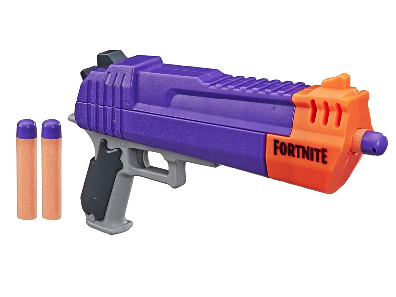 Игрушка Hasbro Nerf Fortnite Револьвер E7515EU4