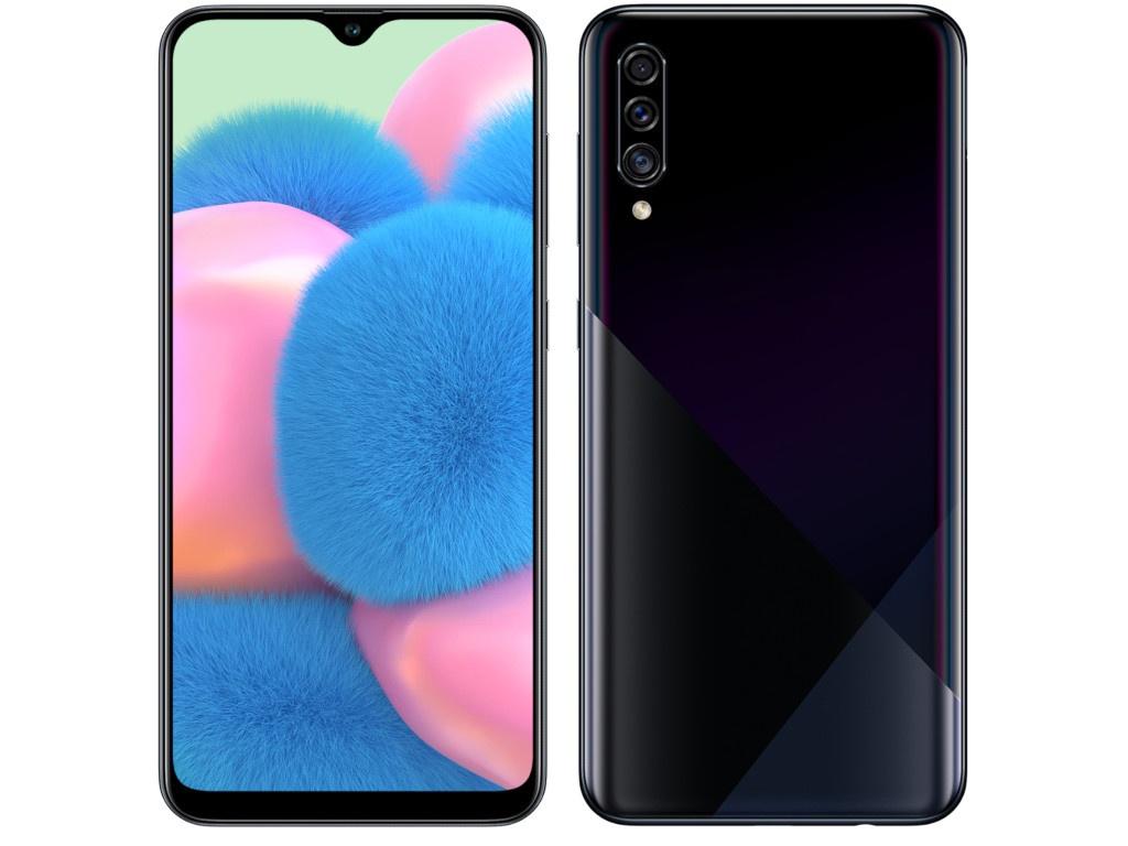 Сотовый телефон Samsung SM-A307F Galaxy A30s 3Gb/32Gb Black Выгодный набор + серт. 200Р!!! сотовый телефон zte blade v9 3gb ram 32gb gold