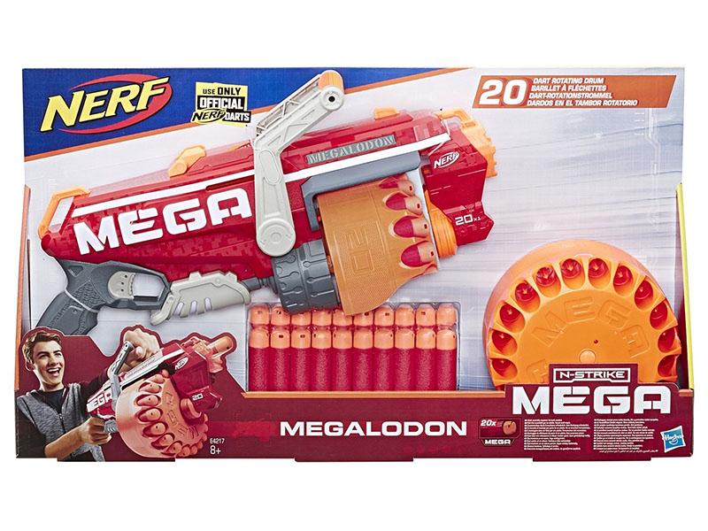 Игрушка Hasbro Nerf Mega Мегалодон E4217EU4
