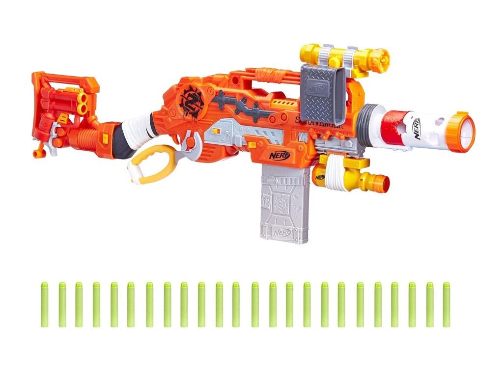 Игрушка Hasbro Nerf Зомби Выживший E1754EU4