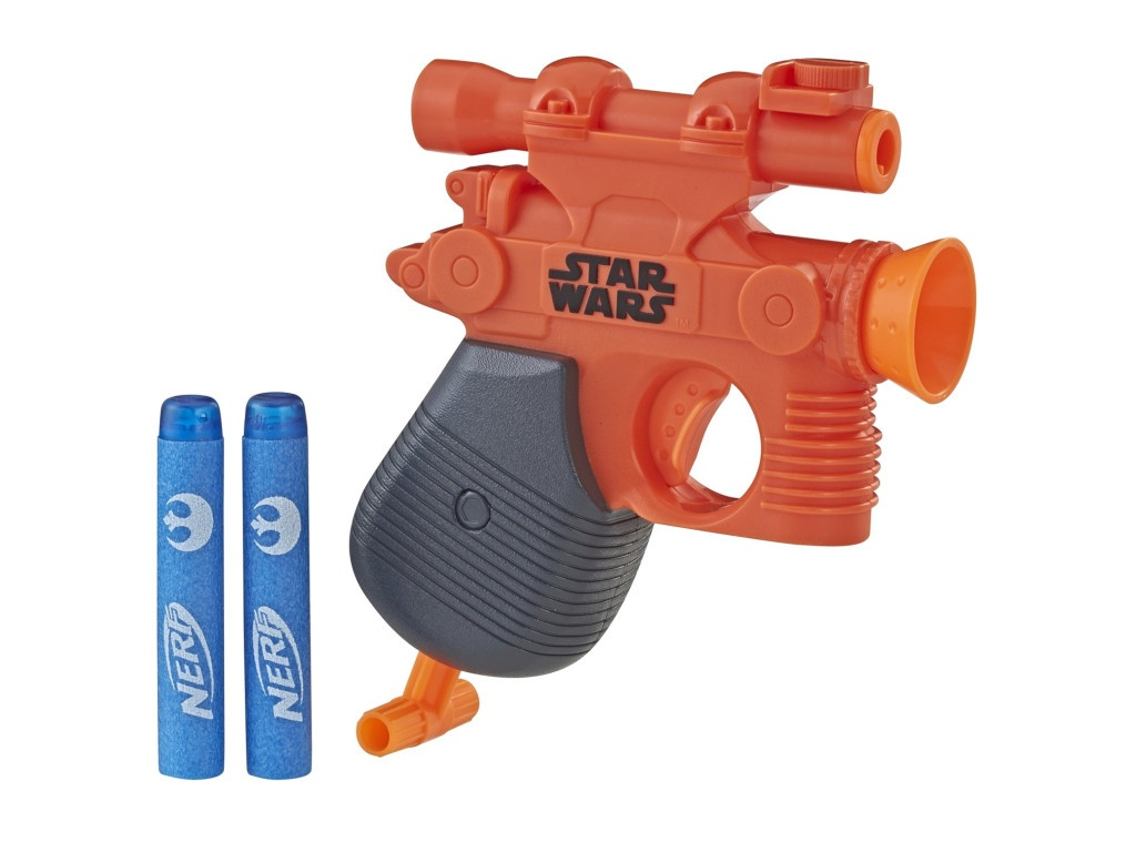 Игрушка Hasbro Nerf Star Wars Микрошот E1829EU4