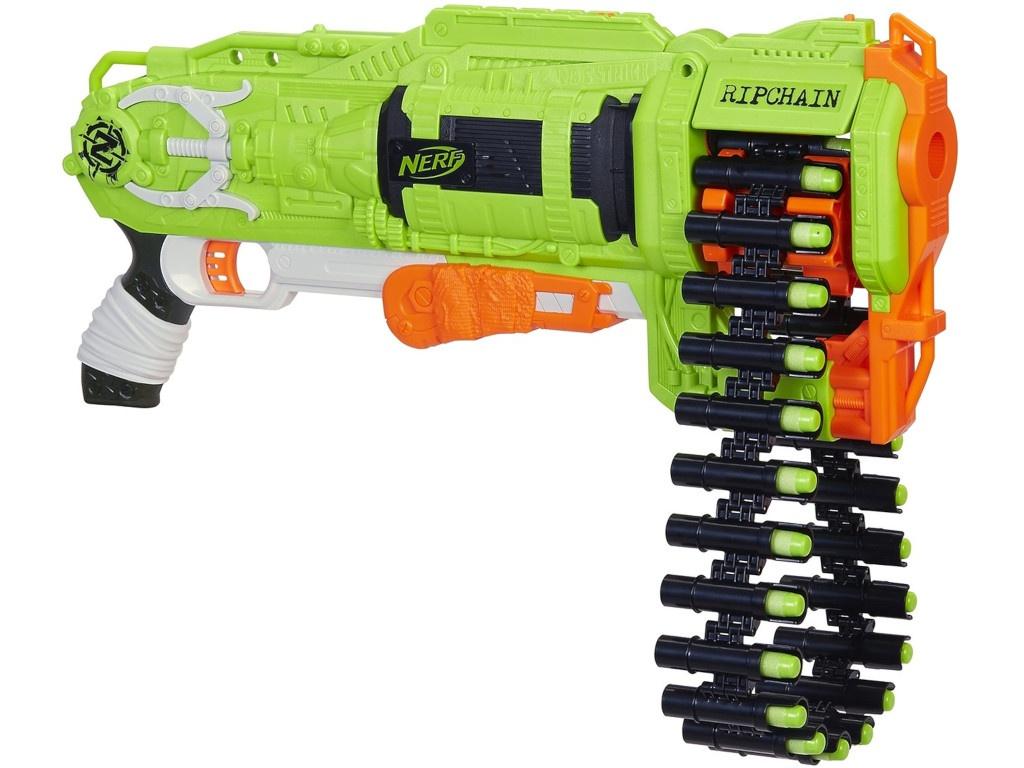 Игрушка Hasbro Nerf Зомби Цепевик E2146EU4