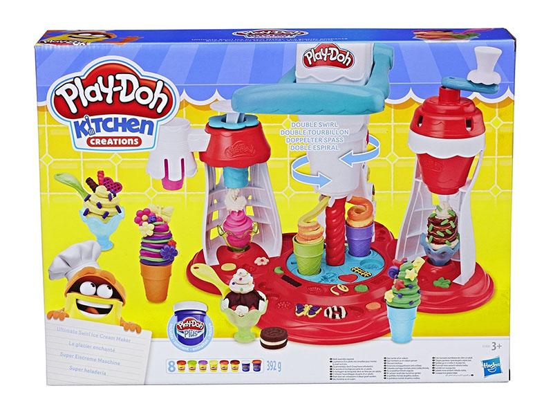 Игрушка Hasbro Play-Doh Мир мороженого E1935EU6