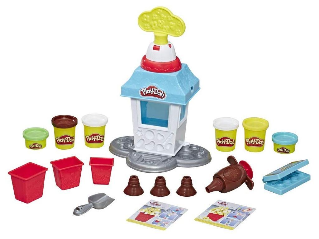 Игрушка Hasbro Play-Doh Попкор-вечеринка E5110EU4