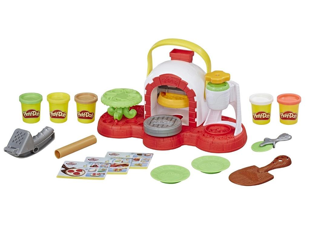 Игрушка Hasbro Play-Doh Печем пиццу E4576EU4