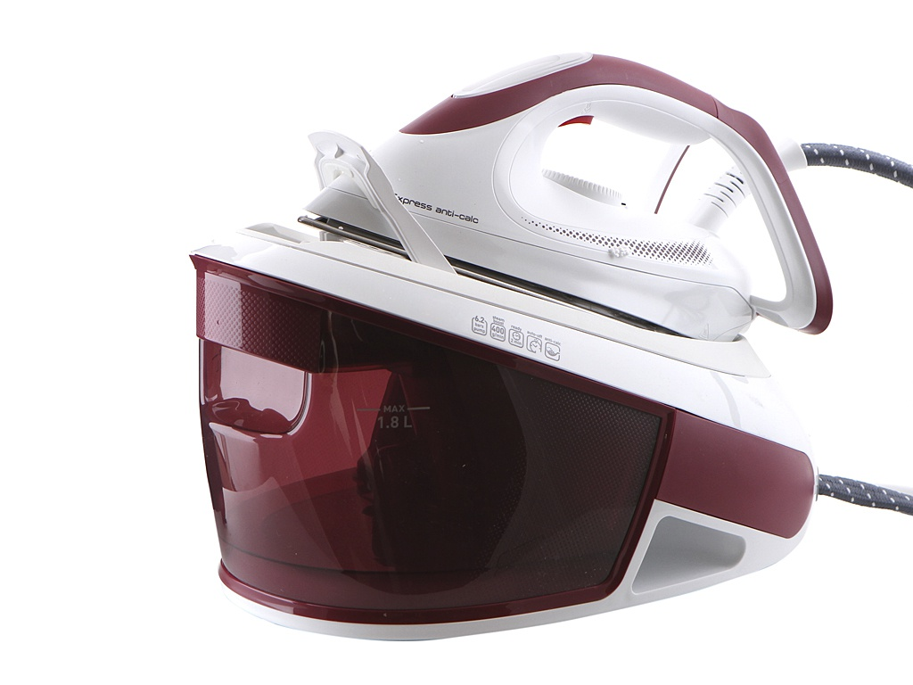 Утюг Tefal SV8012E0 White-Purple цена и фото