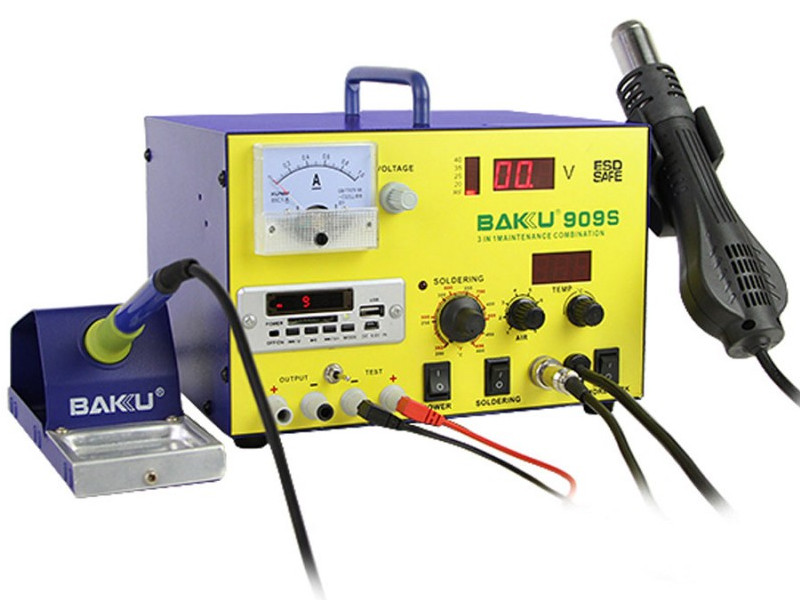 Паяльная станция Baku BK-909S