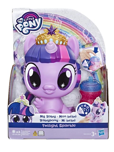 Игрушка Hasbro My Little Pony Пони малыш E5107EU4