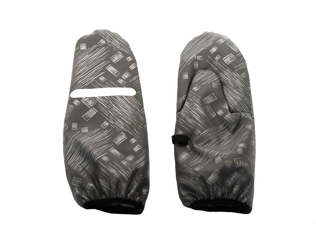 Варежки Duck Утепленные р-р 4 Grey 555-102П