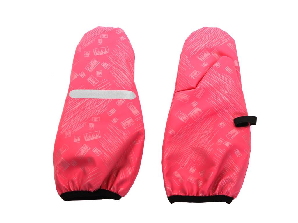 Варежки Duck Утепленные р-р 3 Pink 555-107П