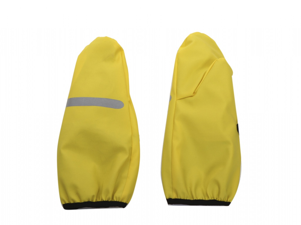 Варежки Duck Утепленные р-р 2 Yellow 555-112