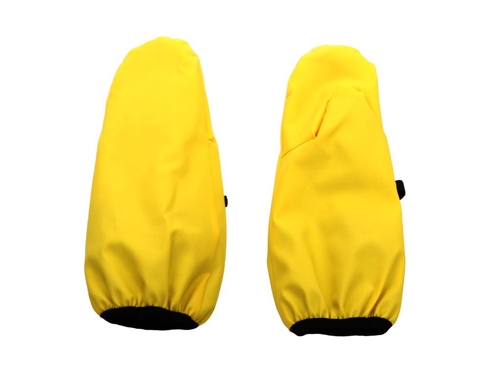 Варежки Duck Утепленные р-р 3 Yellow 555-113