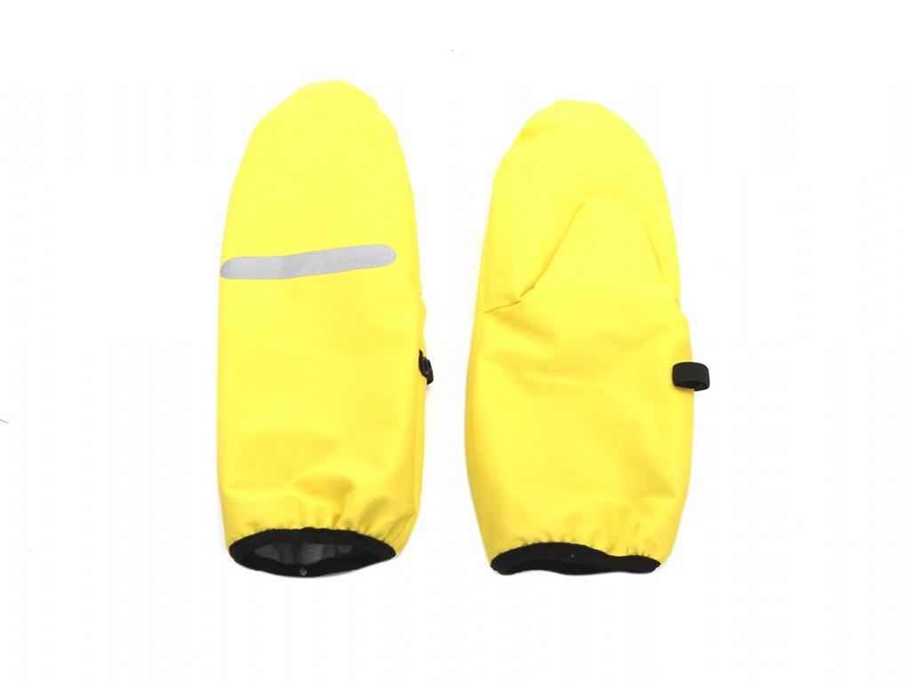 Варежки Duck Утепленные Yellow р-р 4 555-114