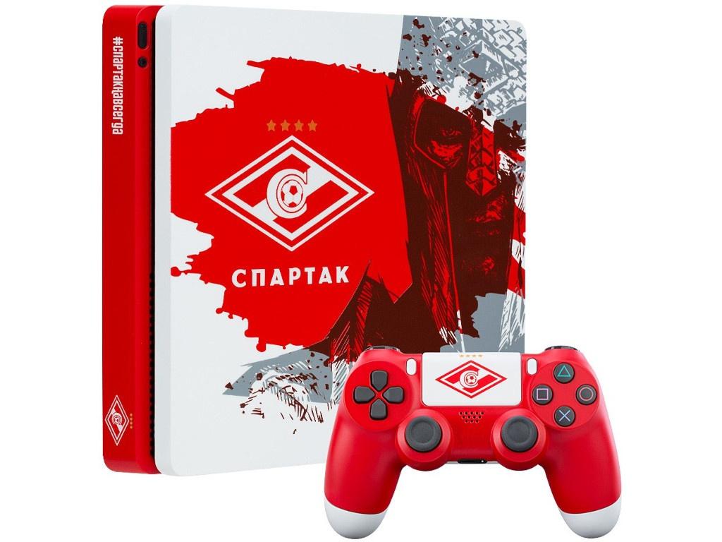 Игровая приставка Sony Playstation 4 Slim 1Tb CUH-2208B Спартак. Навсегда RB-PS510