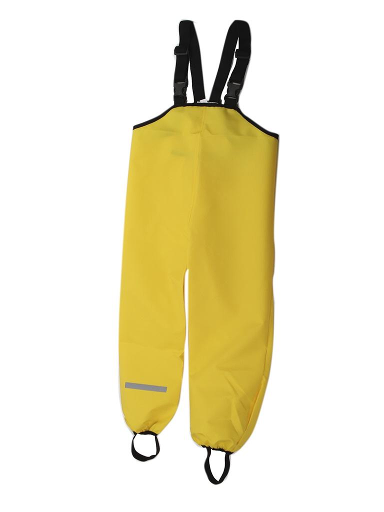 Полукомбинезон детский Duck Непромокаемый р-р 122 Yellow 555-744