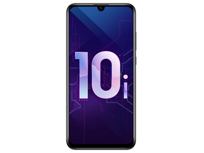 Сотовый телефон Honor 10i 4/128Gb Black New Выгодный набор + серт. 200Р!!!