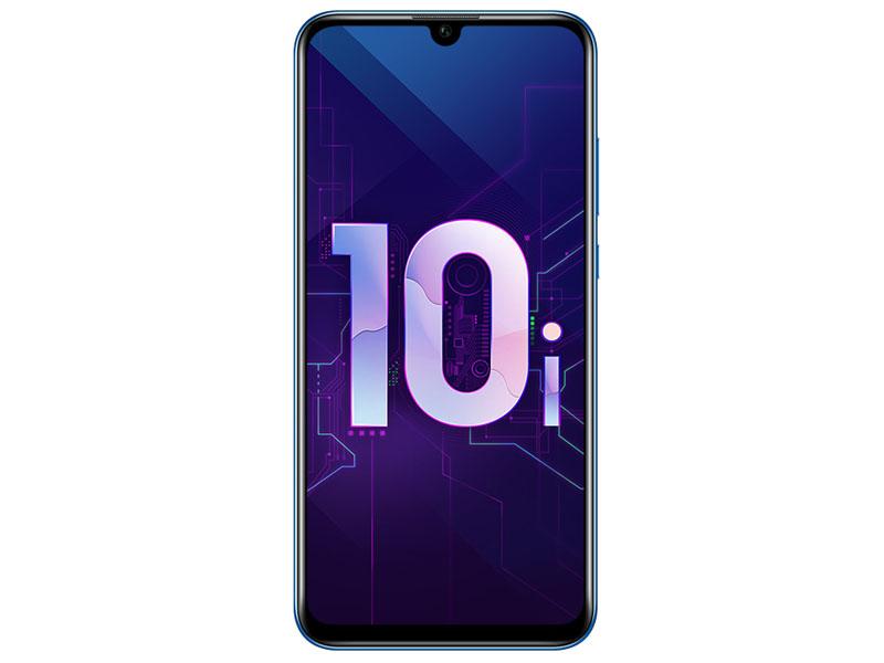 Сотовый телефон Honor 10i 4/128Gb Blue New Выгодный набор + серт. 200Р!!!