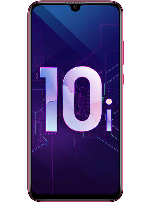Сотовый телефон Honor 10i 4/128Gb Red New Выгодный набор + серт. 200Р!!!