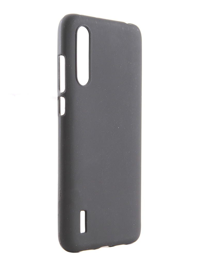 Аксессуар Чехол Svekla для Xiaomi Mi9 Lite /Mi A3 / CC9 Silicone Black SV-XIMI9L-MBL
