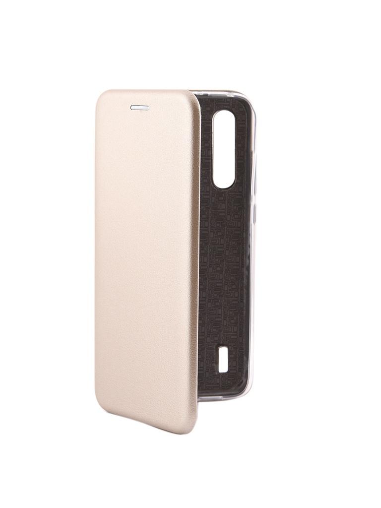 Аксессуар Чехол Svekla для Xiaomi Mi9 Lite / Mi A3 CC9 3D Gold TRD-SVXIMI9L-GOLD