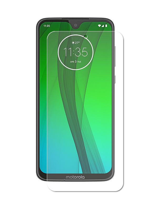 Аксессуар Защитное стекло Svekla для Motorola Moto G7 Power ZS-SVMTMOTOG7POWER
