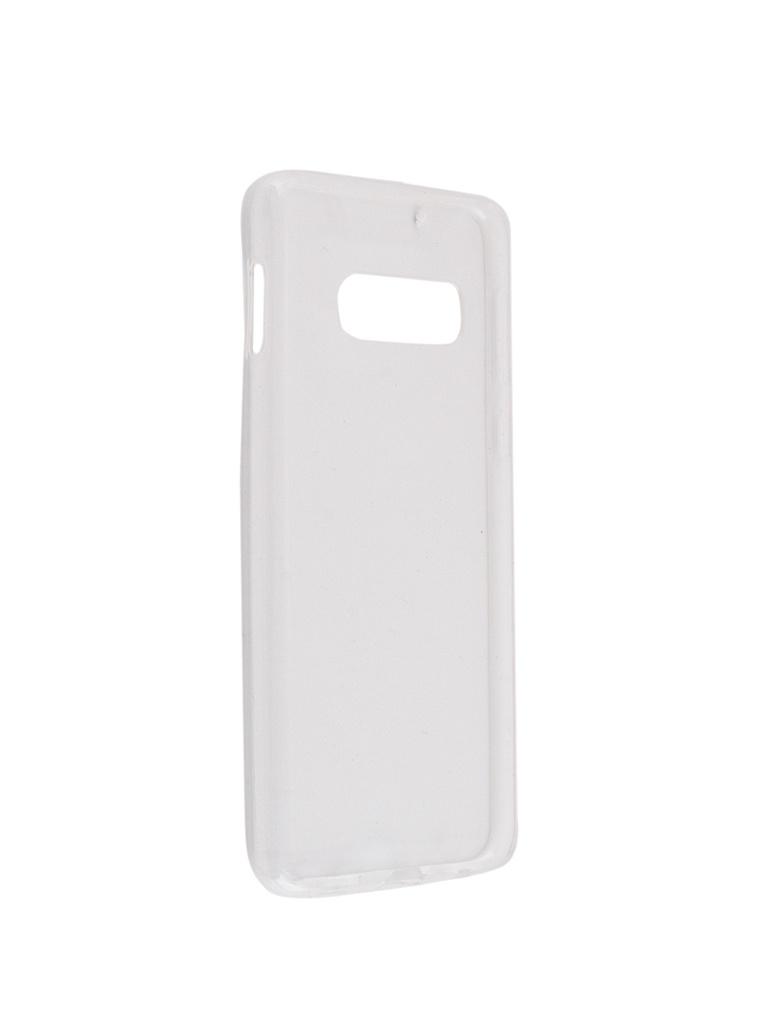 Чехол Svekla для Samsung Galaxy S10 Lite Silicone Transparent SV-SGS10L-WH