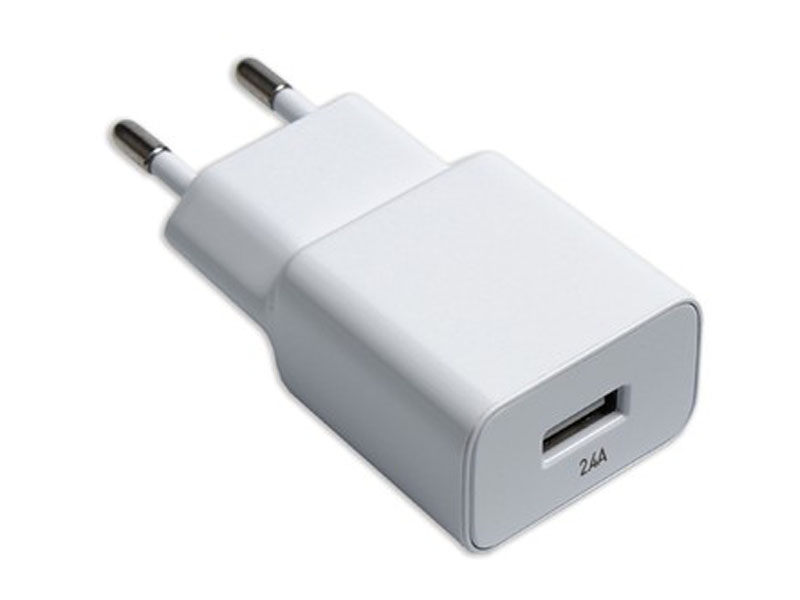 Зарядное устройство Exployd Classic 2.4A USB White EX-Z-445