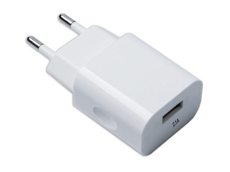 Зарядное устройство Exployd Classic 2.1A USB White EX-Z-455