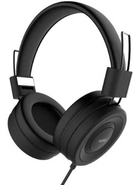 Remax RM-805 Black гарнитура remax 565i black
