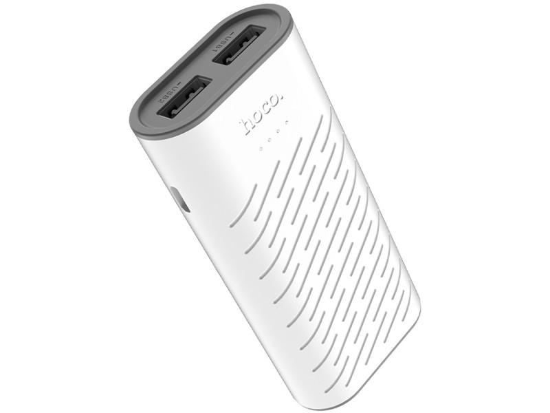 Внешний аккумулятор Hoco Power Bank B31C Sharp 5200mAh White