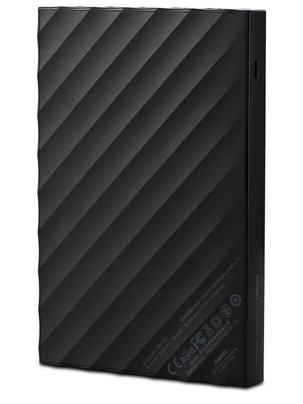 Внешний аккумулятор Remax Power Bank Hurlon RPP-104 20000mah Black